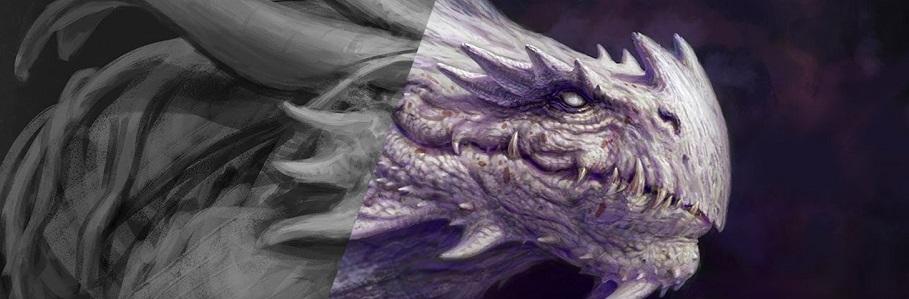 Je termine le dragon que VOUS AVIEZ CHOISI !