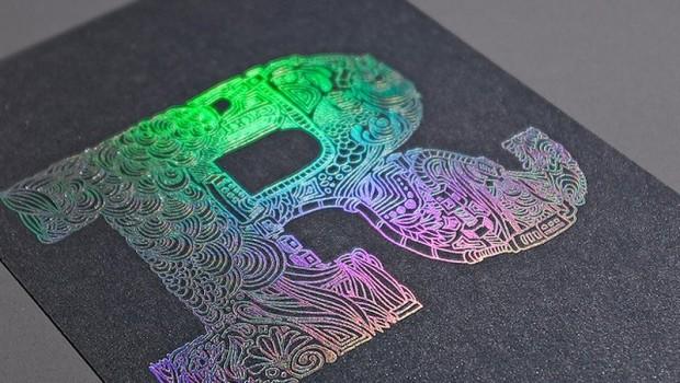 La nouvelle tendance : les Cartes de visite holographiques