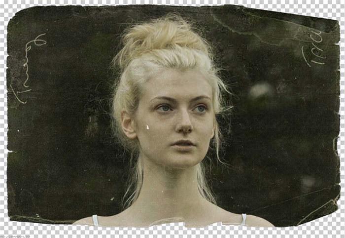 50 Tutoriels rétro et vintages pour Photoshop