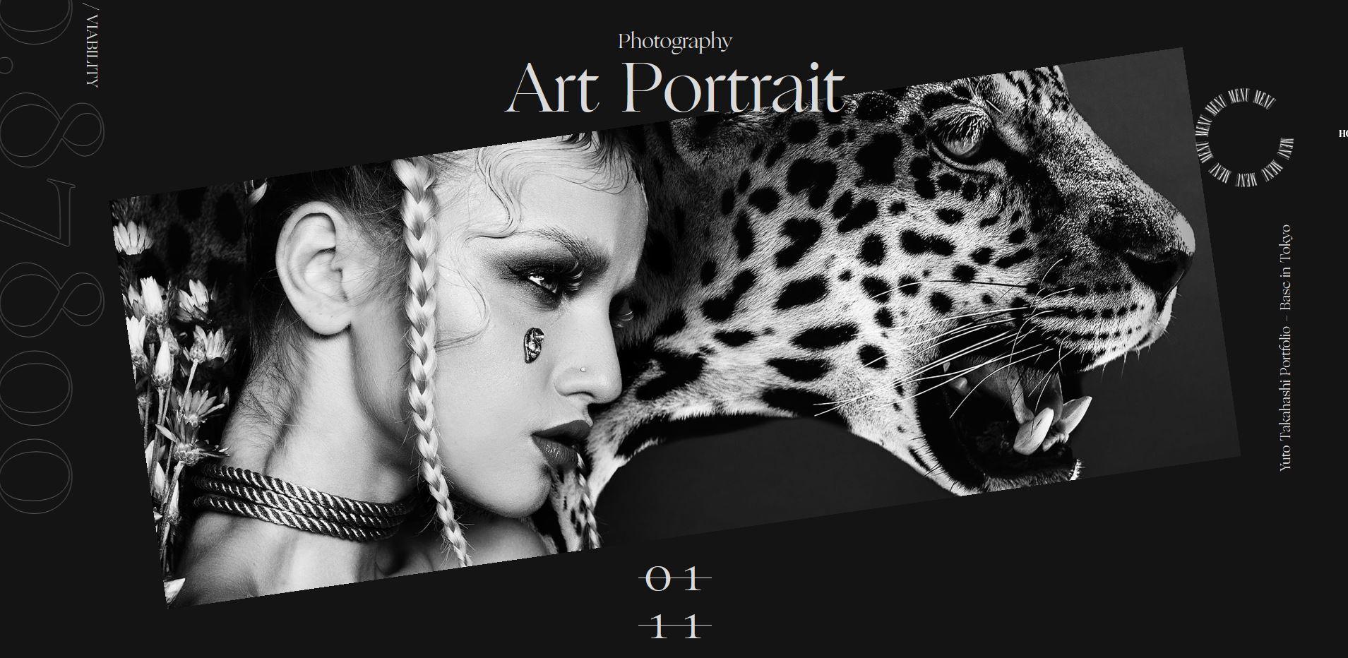 Sélection de 15 portfolios créatifs