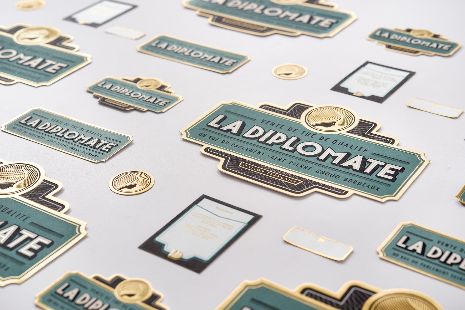 5 Projets de Branding, d'Identité ou de Redesign à voir #26