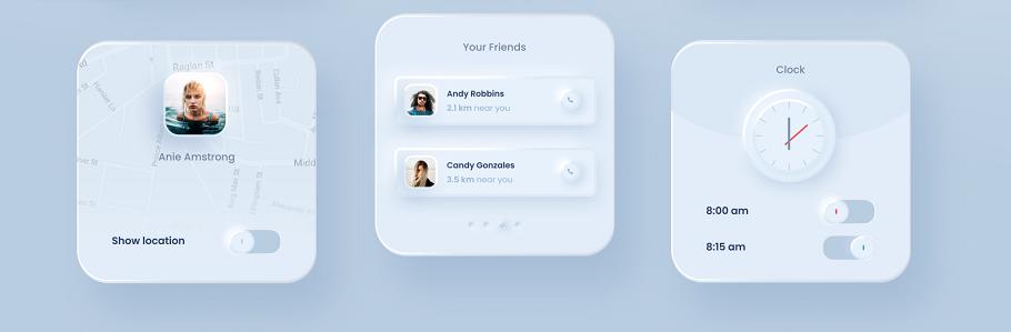 UI Design - Le skeuomorphisme ferait-il son retour timide ?