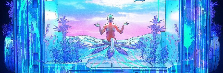 Les illustrations techno-dystopiques de Xsullo