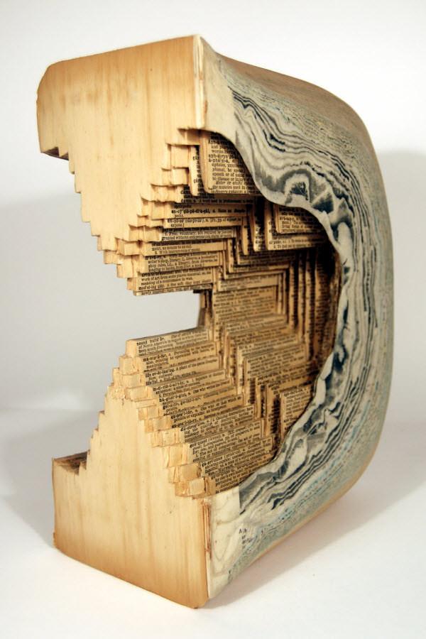 30 Sculptures en papier parce que le paper art c'est cool