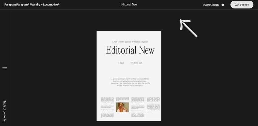 UI Design : les barres de menu verticales, prochaine tendance ?