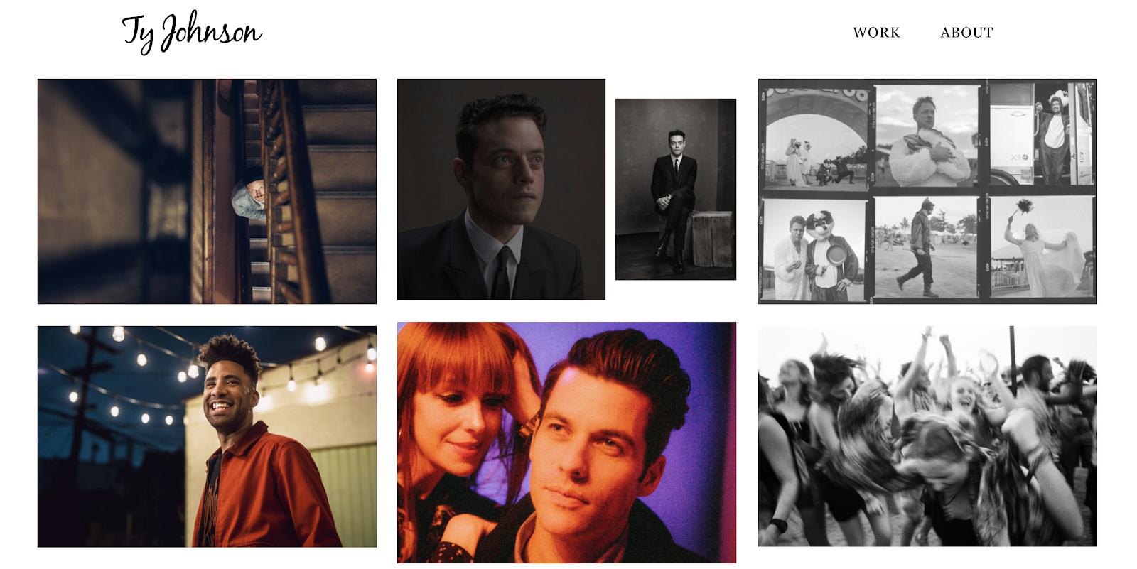 15 portfolios créatifs qui sortent du lot