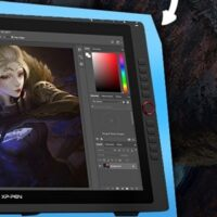 """TABLETTE GRAPHIQUE 24"""" POUR 800€ SEULEMENT - Test XP-Pen Artist Pro 24"""