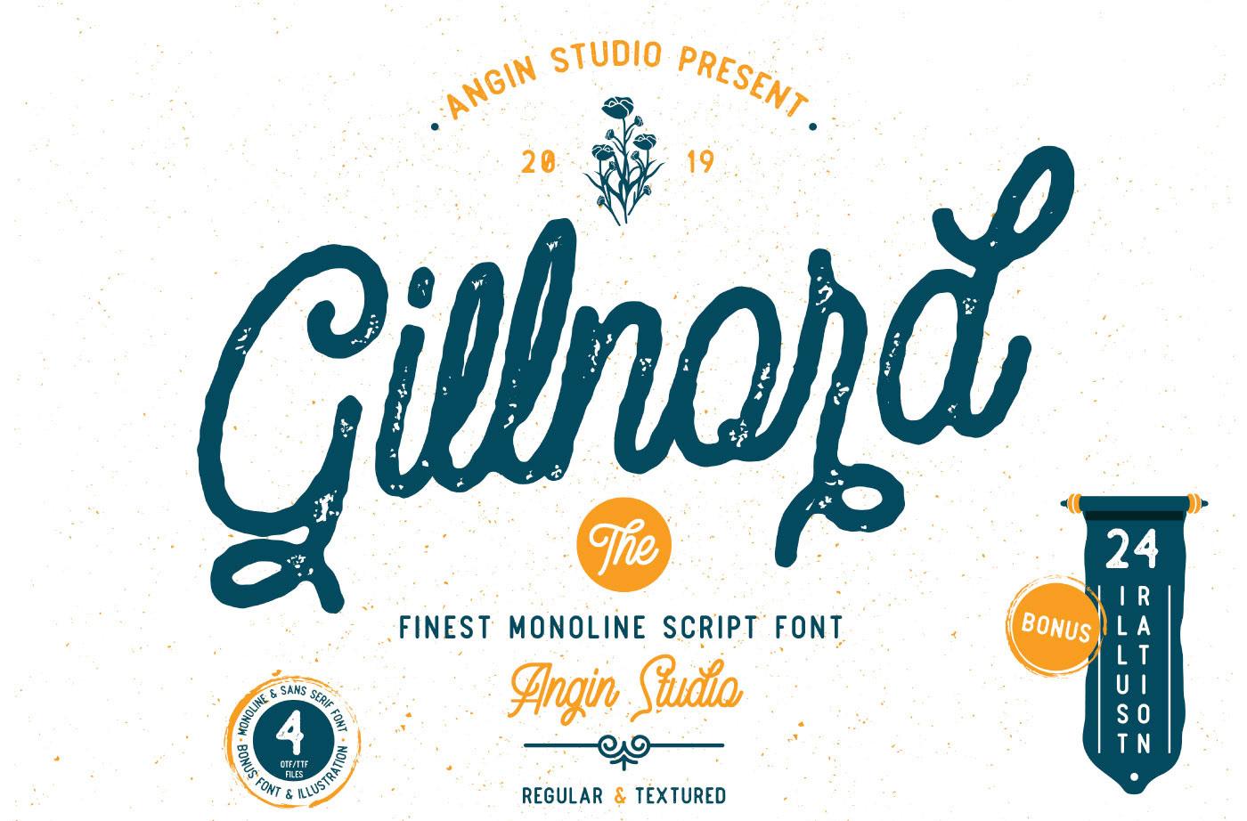 20 Typographies de qualité gratuites à télécharger