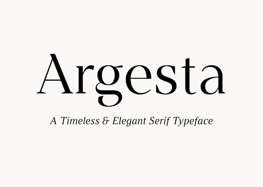 20 nouvelles typographies gratuites à télécharger (sept 2020)
