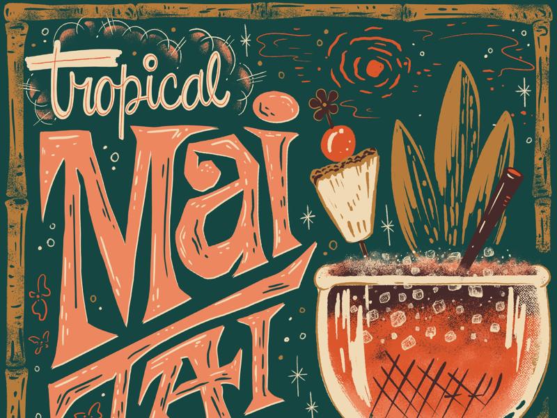 25+ illustrations à base de Typographie pour l'inspiration