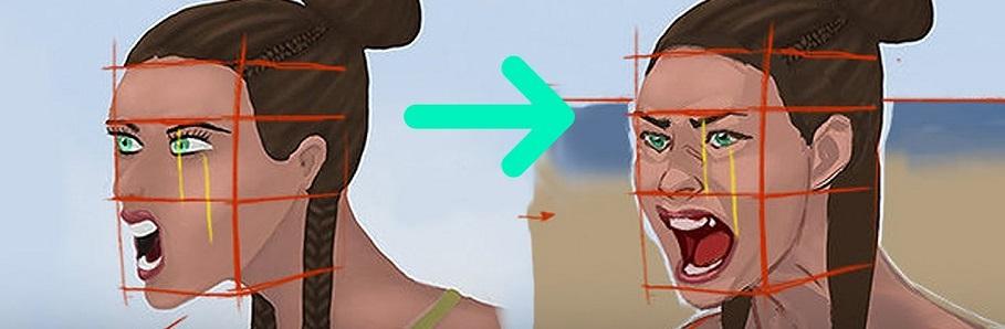 Vidéo : Améliore tes personnages - Corrections d'anatomie en dessin