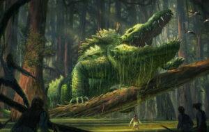 The Swamp - concept art