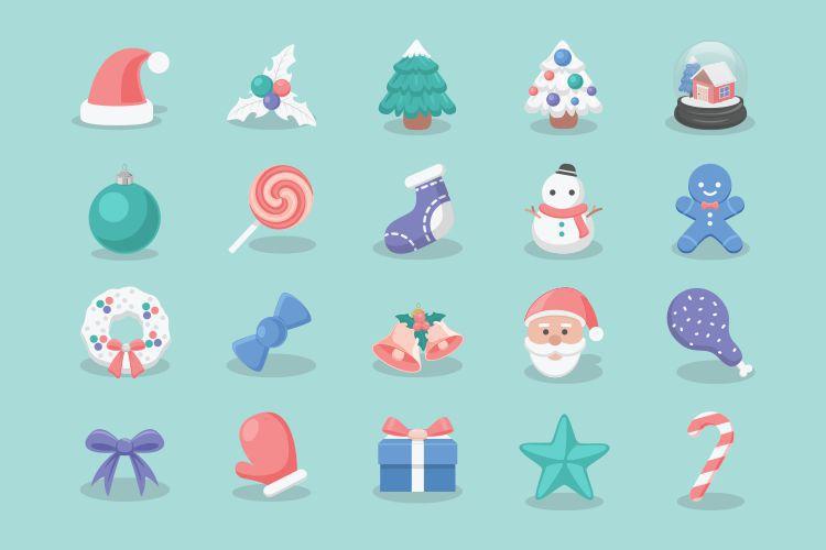 30 des meilleures Ressources gratuites pour Noël