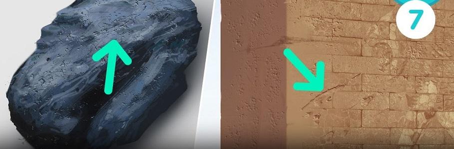Tutoriel vidéo : Astuce Photoshop pour créer des textures en relief rapidement