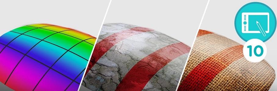 Tutoriel vidéo : Outil Déformation et Smart objects sur Photoshop