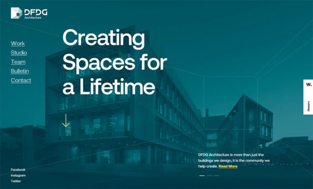 20 Designs de Sites web d'entreprise