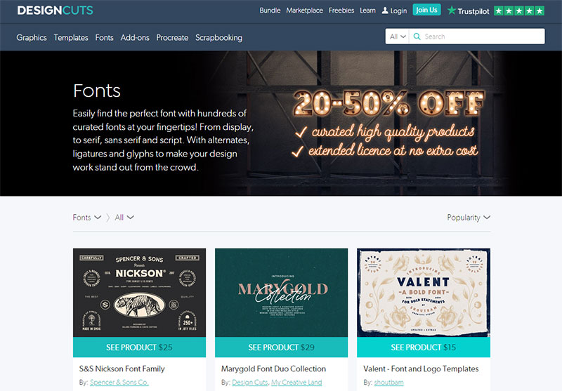 13 Sites pour télécharger des Typographies gratuites ou premium