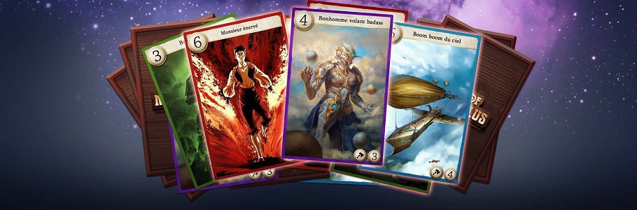 Challenge #13 d'illustration : Cartes de Fantasy - 10 000€ de lots ! (feat PADG)