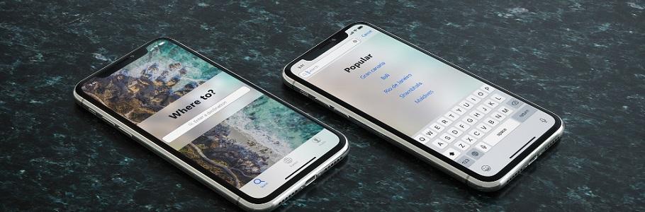 15 Mockups gratuits pour vos applications mobiles